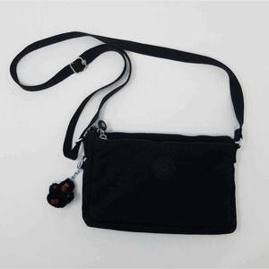NWOT Kipling Womens Crossbody Bag Black S